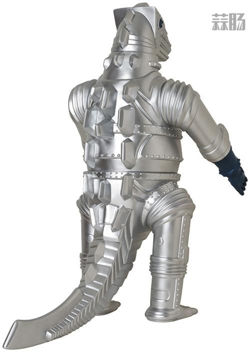 MEDICOM TOY将推出经典机械哥斯拉玩具 60cm大尺寸 模玩 第2张
