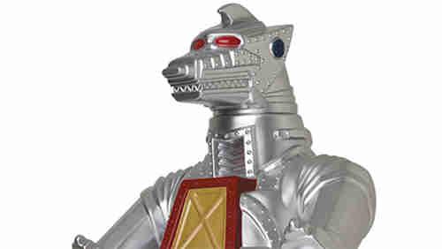 MEDICOM TOY将推出经典机械哥斯拉玩具 60cm大尺寸
