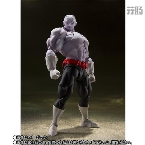 万代魂商店推出SHF《龙珠超》吉连 9月发售 模玩 第1张