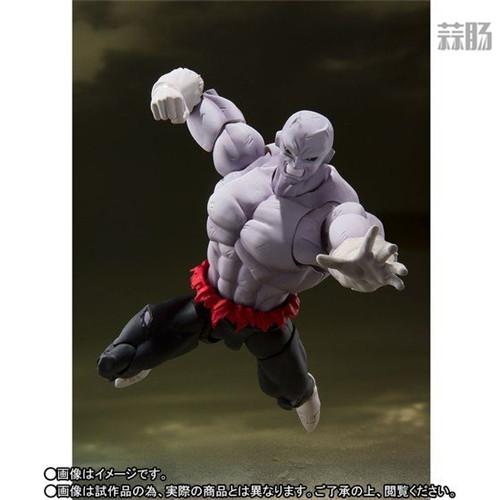万代魂商店推出SHF《龙珠超》吉连 9月发售 模玩 第3张