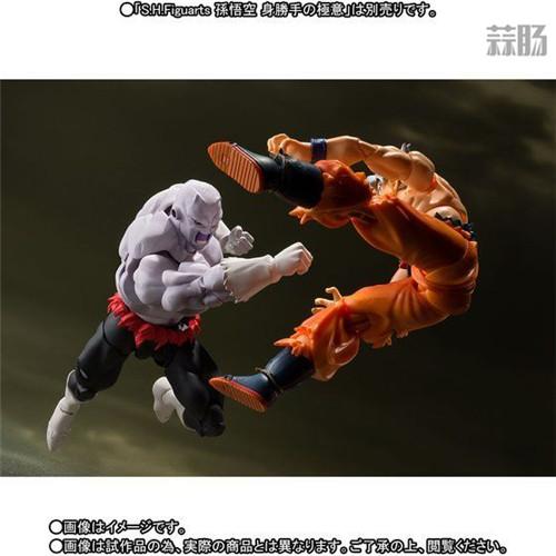 万代魂商店推出SHF《龙珠超》吉连 9月发售 模玩 第4张