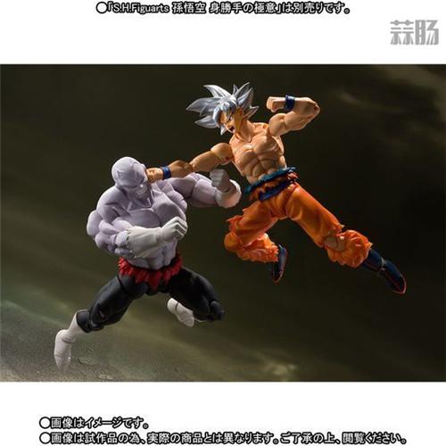 万代魂商店推出SHF《龙珠超》吉连 9月发售 模玩 第5张