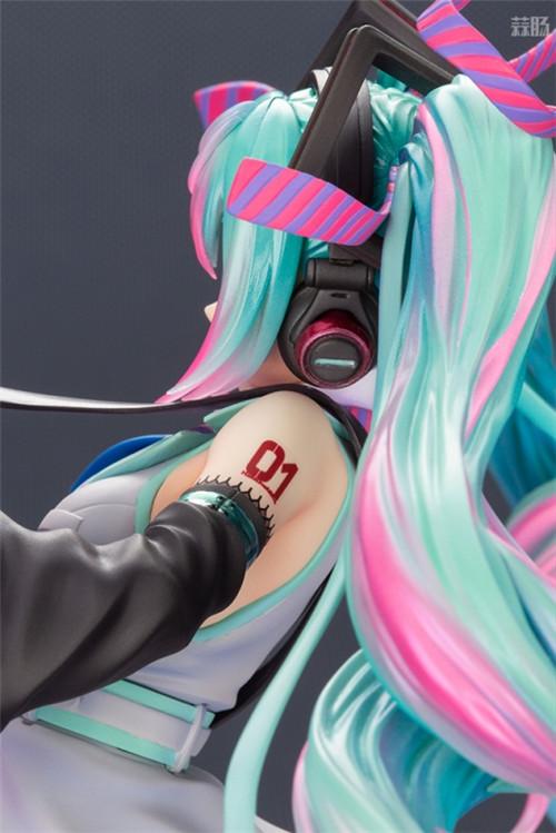 寿屋推出美少女系列新分支ReMIX首款初音未来1/7手办 初音未来 1/7 ReMIX初音未来 美少女系列 手办 寿屋 模玩  第9张