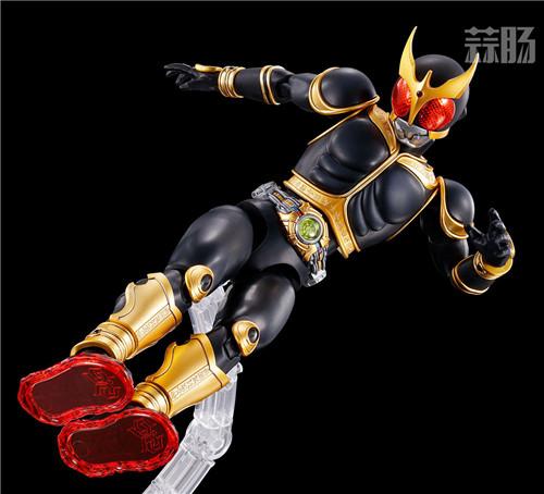 万代公开Figure-rise Standard假面骑士空我惊异全能形态 模玩 第4张