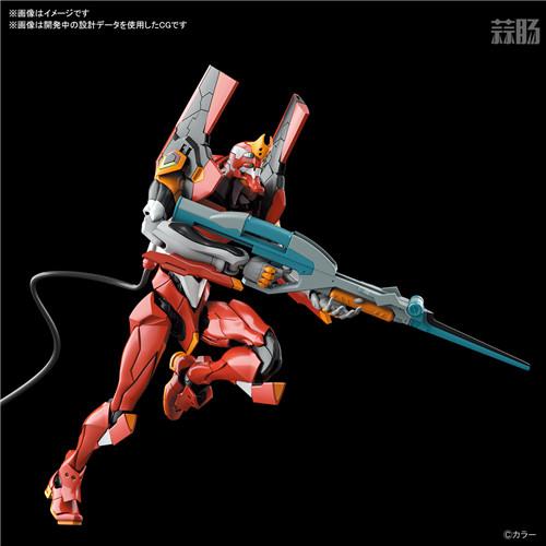 万代推出RG新世纪福音战士二号机 9月发售 模玩 第5张