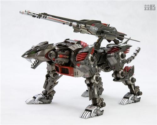 寿屋推出《索斯机械兽》HMM系列EZ-035闪电赛克斯再版 模玩 第1张