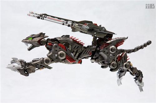 寿屋推出《索斯机械兽》HMM系列EZ-035闪电赛克斯再版 模玩 第2张