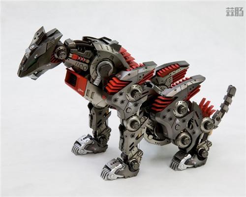 寿屋推出《索斯机械兽》HMM系列EZ-035闪电赛克斯再版 模玩 第3张