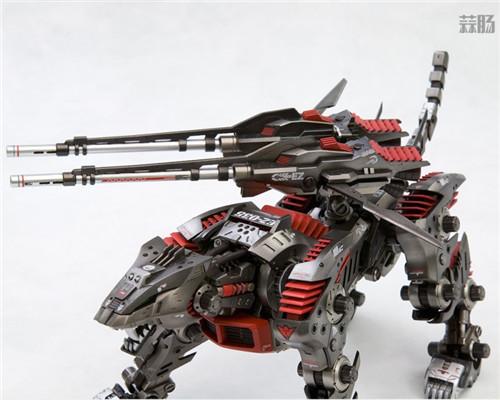 寿屋推出《索斯机械兽》HMM系列EZ-035闪电赛克斯再版 模玩 第6张