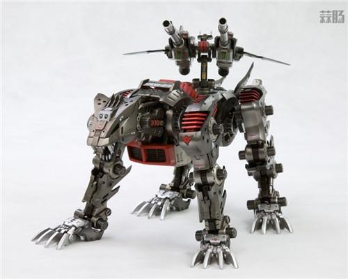 寿屋推出《索斯机械兽》HMM系列EZ-035闪电赛克斯再版 模玩 第4张