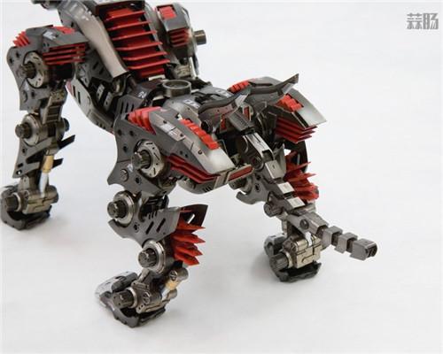 寿屋推出《索斯机械兽》HMM系列EZ-035闪电赛克斯再版 模玩 第7张