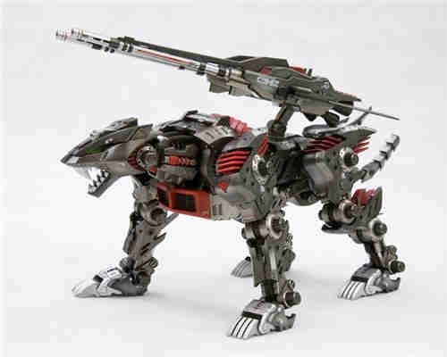 寿屋推出《索斯机械兽》HMM系列EZ-035闪电赛克斯再版