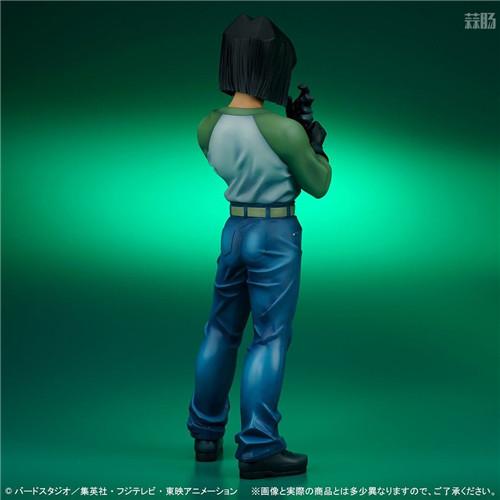 X-Plus推出40cm超大Gigantic Series《龙珠》人造人17号 模玩 第2张