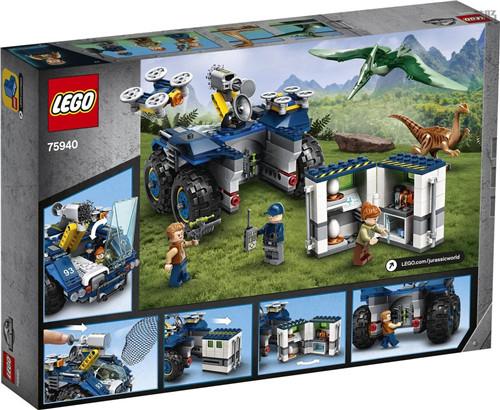 乐高《侏罗纪世界》四件套官图更新2020年夏季发售 侏罗纪世界 LEGO 乐高 模玩  第5张