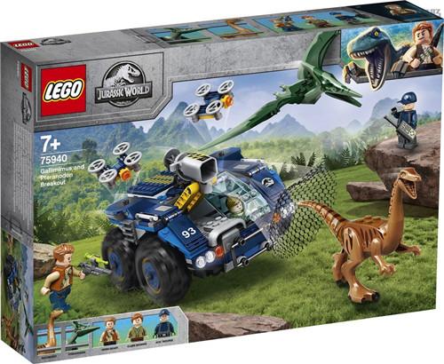 乐高《侏罗纪世界》四件套官图更新2020年夏季发售 侏罗纪世界 LEGO 乐高 模玩  第4张