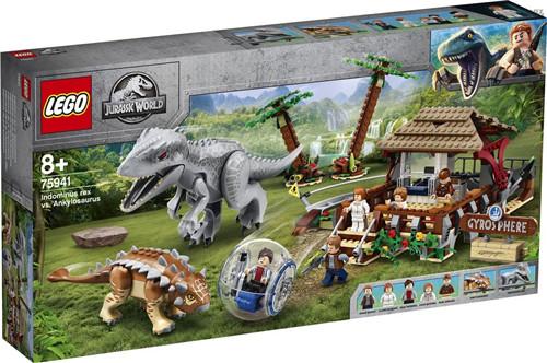 乐高《侏罗纪世界》四件套官图更新2020年夏季发售 侏罗纪世界 LEGO 乐高 模玩  第7张