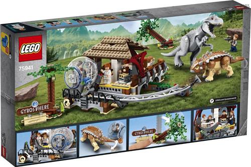 乐高《侏罗纪世界》四件套官图更新2020年夏季发售 侏罗纪世界 LEGO 乐高 模玩  第8张