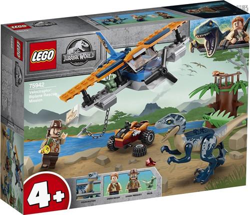 乐高《侏罗纪世界》四件套官图更新2020年夏季发售 侏罗纪世界 LEGO 乐高 模玩  第10张