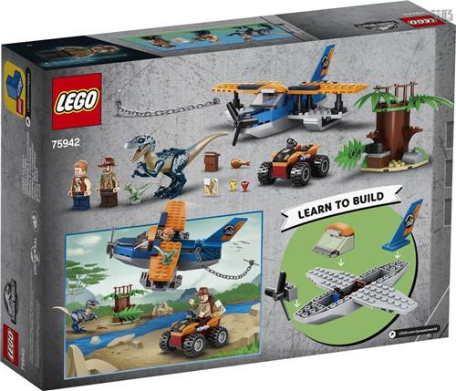 乐高《侏罗纪世界》四件套官图更新2020年夏季发售 侏罗纪世界 LEGO 乐高 模玩  第11张