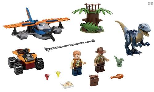 乐高《侏罗纪世界》四件套官图更新2020年夏季发售 侏罗纪世界 LEGO 乐高 模玩  第12张