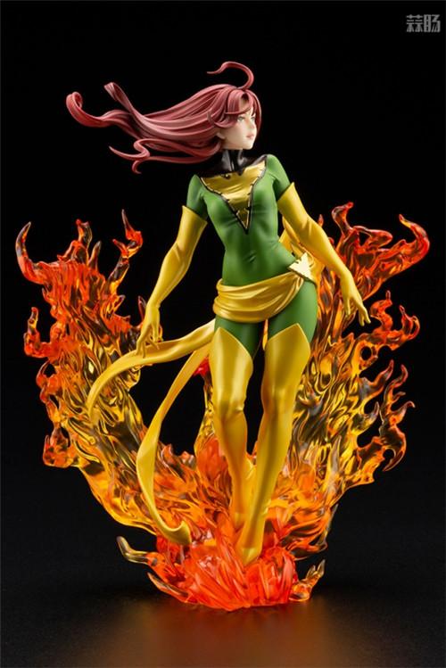 寿屋推出美少女系列《X战警》黑凤凰重生限定款 10月发售 模玩 第2张
