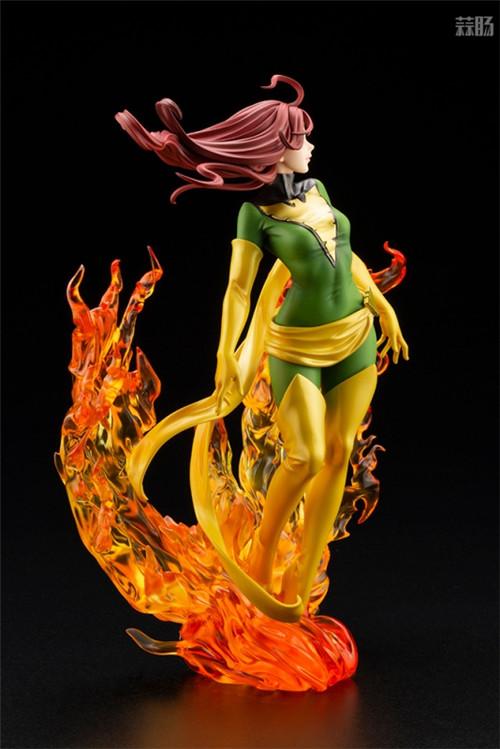 寿屋推出美少女系列《X战警》黑凤凰重生限定款 10月发售 模玩 第3张
