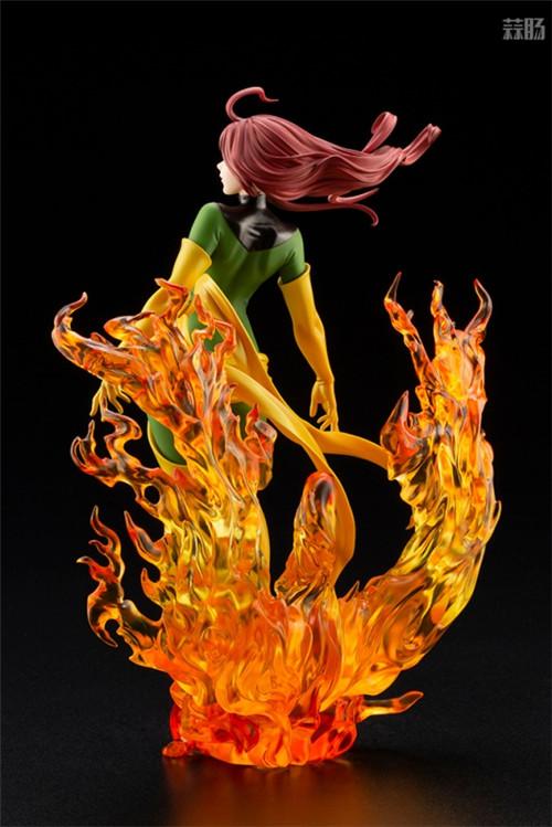 寿屋推出美少女系列《X战警》黑凤凰重生限定款 10月发售 模玩 第5张