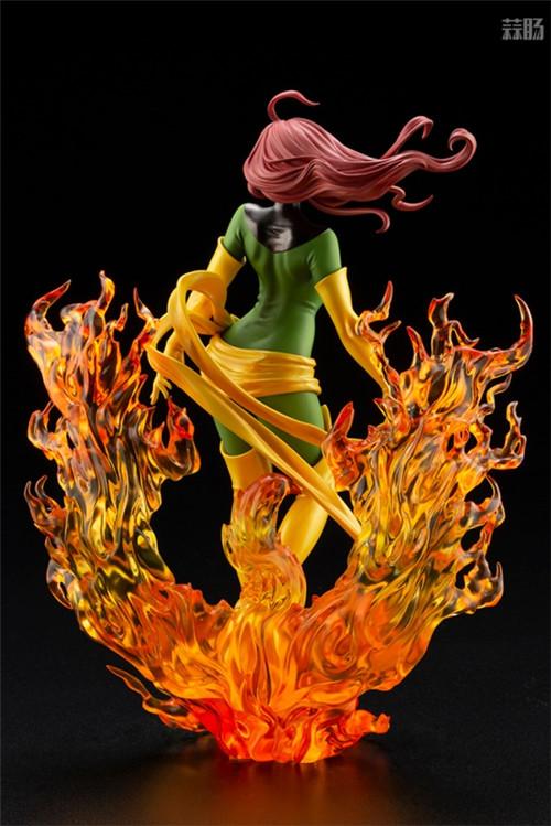 寿屋推出美少女系列《X战警》黑凤凰重生限定款 10月发售 模玩 第4张