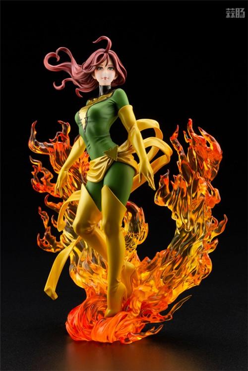 寿屋推出美少女系列《X战警》黑凤凰重生限定款 10月发售 模玩 第6张