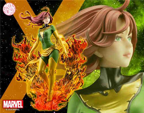 寿屋推出美少女系列《X战警》黑凤凰重生限定款 10月发售