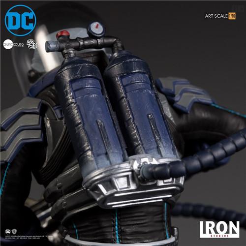 Iron Studios宣布推出Art Scale1/10《蝙蝠侠》急冻人雕像 模玩 第8张