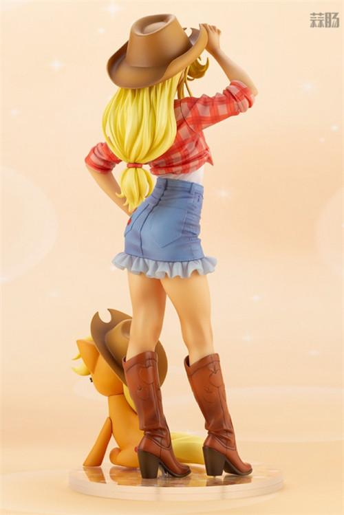 寿屋推出《小马宝莉》美少女系列1/7苹果嘉儿手办 手办 苹果嘉儿 小马宝莉美少女 寿屋 模玩  第3张