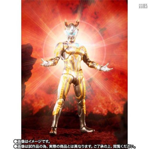 万代推出SHF《赛罗奥特曼》光辉赛罗 10月发售 模玩 第8张