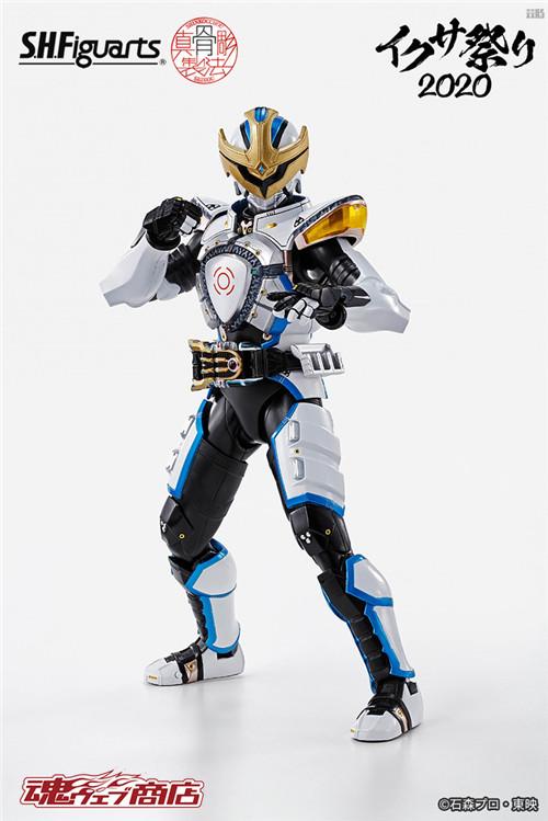 万代宣布推出SHFiguarts假面骑士Ixa 模玩 第1张