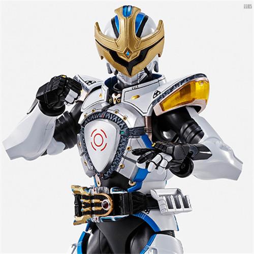 万代宣布推出SHFiguarts假面骑士Ixa 模玩 第2张