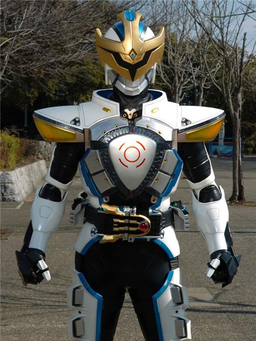 万代宣布推出SHFiguarts假面骑士Ixa 模玩 第3张