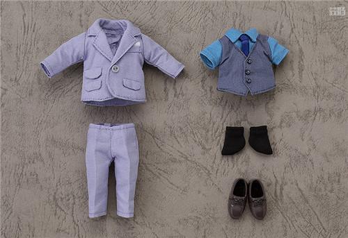 良笑社公开《宝石商人理察的谜鉴定》理查德粘土人Doll 模玩 第6张