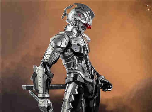 Threezero推出《机动奥特曼》奥特曼装甲ver.7潜行配色1/6限定版