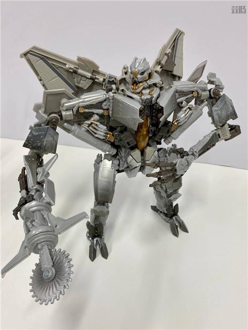 Takara Tomy公开变形金刚MPM-10红蜘蛛实体图 变形金刚 第5张