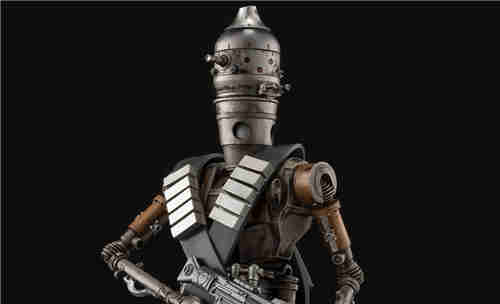 万代魂商店推出SHF《曼达洛人》赏金机器人IG-11