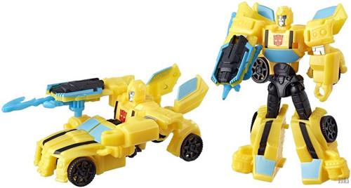 孩之宝将推出变形金刚赛博志侦察级大黄蜂重涂 变形金刚 第2张