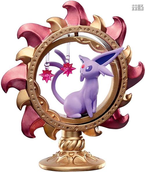 Re Ment推出宝可梦星空主题食玩组合可爱到爆 食玩 宝可梦 Re Ment 模玩  第7张