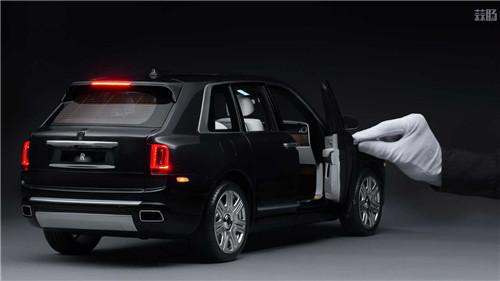 劳斯莱斯推出1/8库里南车模 售价堪比普通真车 汽车模型 第5张