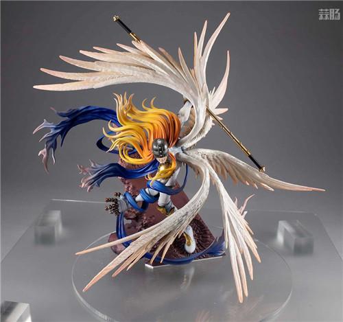 MegaHouse推出Precious GEM天使兽 模玩 第2张