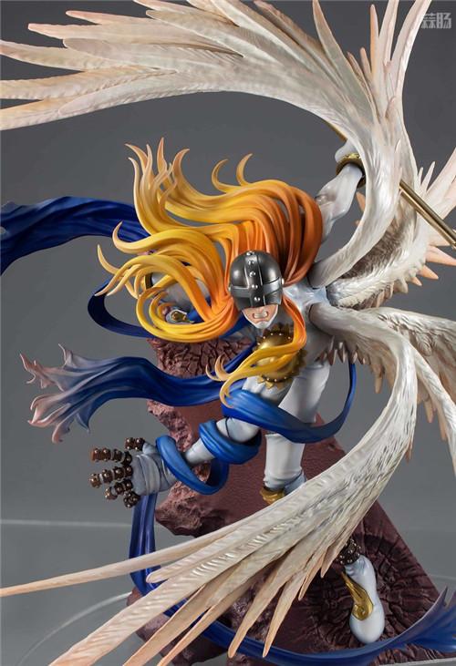 MegaHouse推出Precious GEM天使兽 模玩 第5张