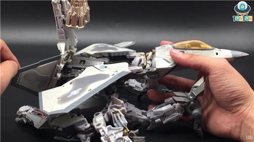 变形金刚大师系列MPM-10红蜘蛛实物图公开 变形金刚 第8张