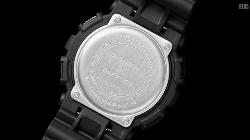 卡西欧G-Shock联动《海贼王》推出路飞主题GA-110腕表 动漫 第7张
