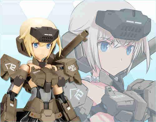 寿屋推出FAG轰雷改Ver.2再版 10月发售