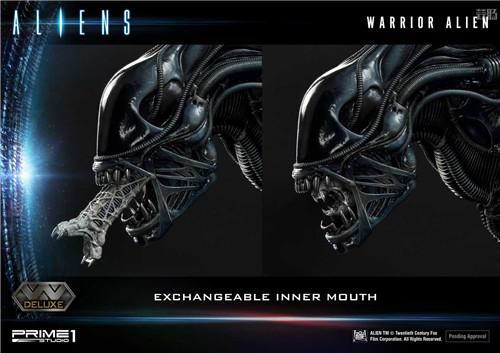 P1S推出《异形2》战士异形雕像 模玩 第4张