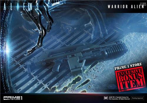 P1S推出《异形2》战士异形雕像 模玩 第6张